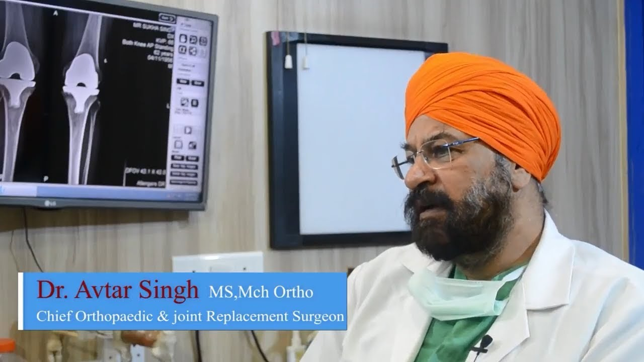 Joint Replacement | Plastic & Cosmetic Surgery | Amandeep