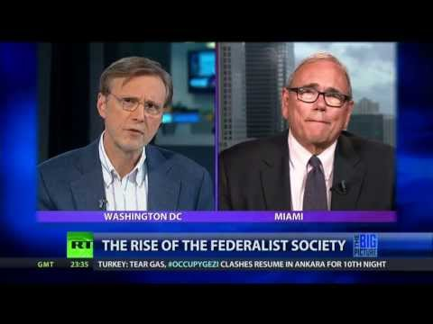 The Rise of the Federalist Society