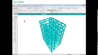 Repeat youtube video GRIET-CIVIL(R09)-3D ANALYSIS AND DESIGN OF MULTISTORIED BUILDING USING STAAD.PRO