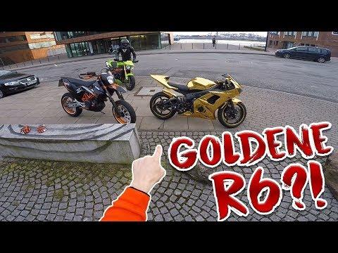 Ein ganz normaler Tag auf dem Motorrad! | Drift Dual Vlog