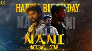 Happy Birthday | Nani | Birthday Short Mashup | Status Video | Feb 24 | 2021
