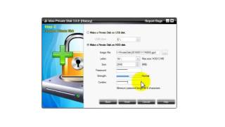 idoo Private Disk Encryption Software