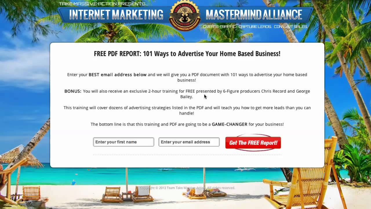 101 Ways to Advertise Your Home Based Business Both Offline and ...