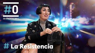 LA RESISTENCIA - Entrevista a Rossy de Palma   #LaResistencia 30.11.2020