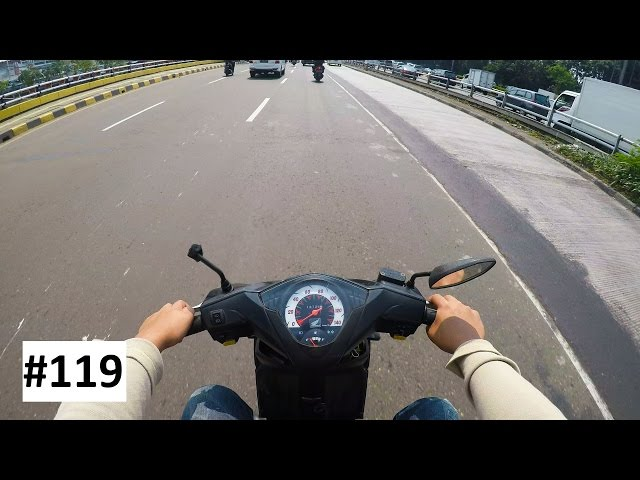 HONDA BEAT AROGAN ( BUKAN MOTOVLOG ) #119