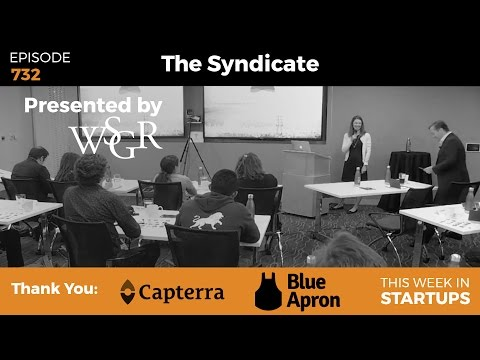 """E732: """"The Syndicate"""": 7 top startups across 7 verticals pitch to 20 world-class investors"""