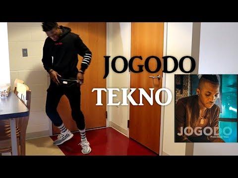 Tekno - Jogodo (Official Dance Video)
