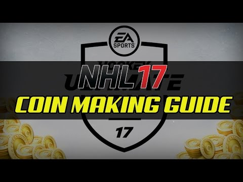 NHL 17 HUT Coin Making Guide