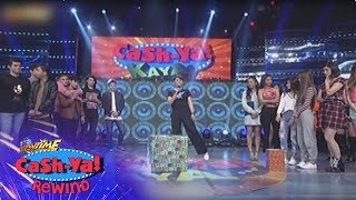 It's Showtime Cash-Ya Rewind - Balikbayan Box