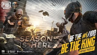 🔴 PUBG MOBILE || SEASON 7 IS HERE || EMULATOR 🔴