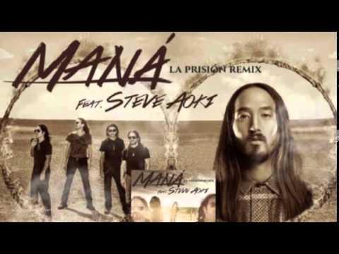 "Preview ""La Prisión"" - Mana feat. Steve Aoki"