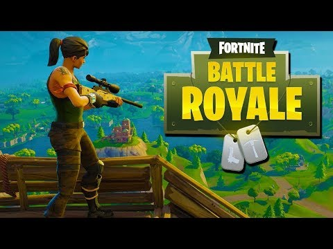 BeaattZz's Live Gameplay Fortnite  Ep. 9 | Battle Royale VICTORY AT THE END!