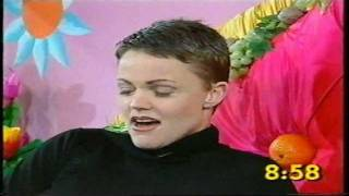 Belinda Carlisle Interview with Paula Yates 1994 Part 2