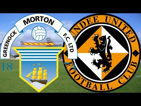 USELESS AGAINST UNITED! | Morton v Dundee United vlog *The Morton Journey #66*