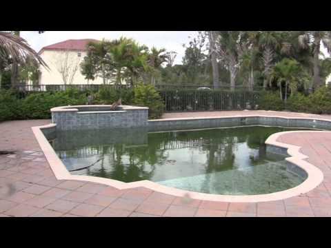 Royal Palm Beach Florida Luxury Estate Home for Sale- Woodslanding