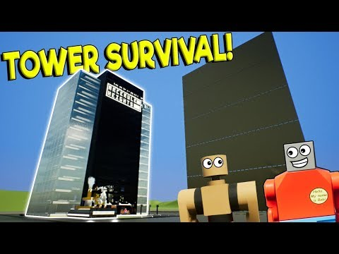 MASSIVE LEGO CRUSHER SMASHES LEGO BUILDING! - Brick Rigs Gameplay Creations - Lego Toy Destruction