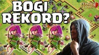 [facecam] BOGI REKORD? || CLASH OF CLANS || Let's Play CoC [Deutsch/German Android iOS HD]