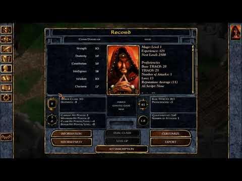 Baldur's Gate Enhanced Edition Chronicles | Candlekeep (the Beginning) |