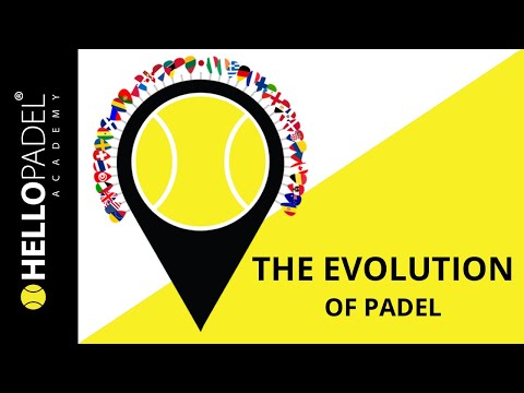 Evolution of Padel - The fastest growing racquet sport in the world by HELLO PADEL