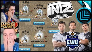 INTZ Need To Win to Have a Chance! Top Clans Battling it Out! | Clash of Clans