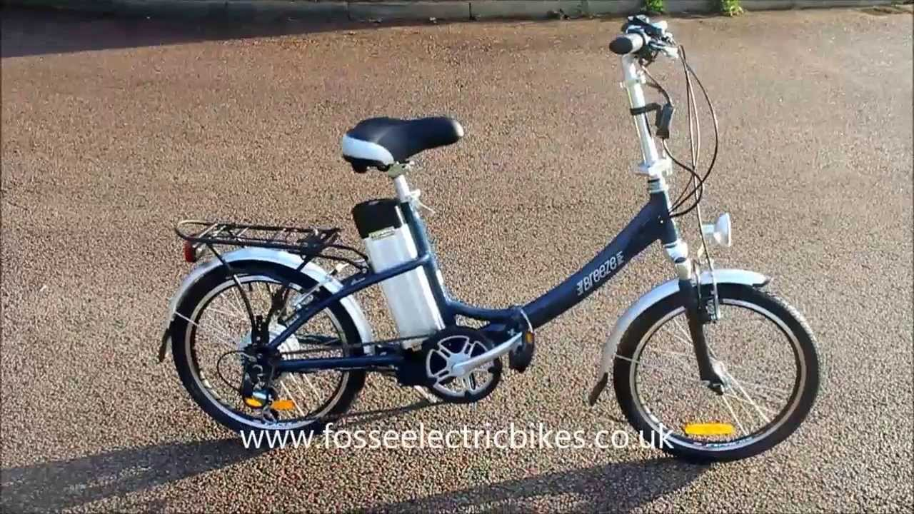Electric Bicycle Reviews >> Ebike Electric Bike Review Folding Batribike Breeze Folder Electric Bike Ebike