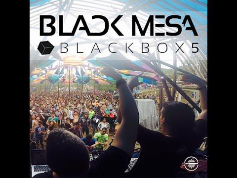 Black Mesa -  Black Box 5 (Live Mix)