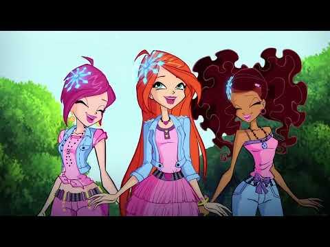 Winx Club - Season 6 Full Episodes [13-14-15]