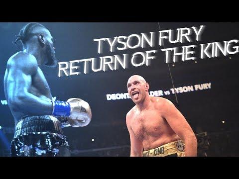 Tyson Fury - Return of the King