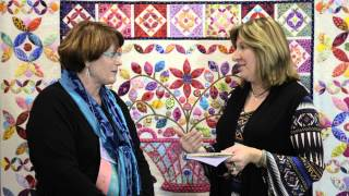Renee Caswell - 2nd Place, Traditional Bed Quilts - Aqs Quiltweek Phoenix 2014
