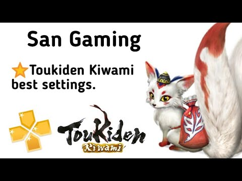 Toukiden Kiwami - Best Settings for Android PPSSPP 1 5 4
