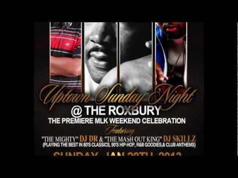 Uptown Sunday Nite MLK2013 @ The ROXBURY thumbnail