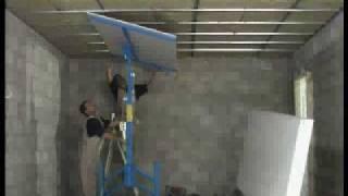 Repeat youtube video DECORESC - Montaje Pladur Techos y paredes