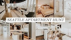 SEATTLE APARTMENT HUNTING! I'M MOVING?!