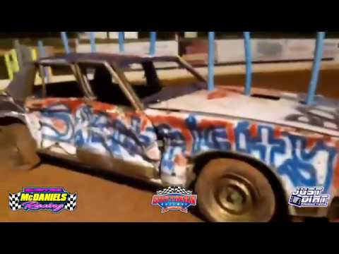 Doug Merritt Memorial Demo Derby 10-5-19 Southern Raceway