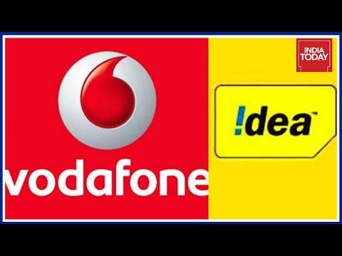 Idea Cellular & Vodafone India Announce Merger