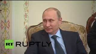 Russia: Cyprus relations deepen despite troubles as president meets Putin