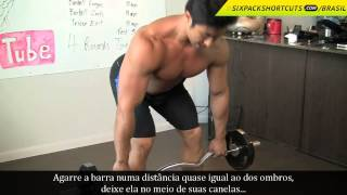 Treino Hipertrofia de Alta Intensidade - High Intensity Workout Thumbnail