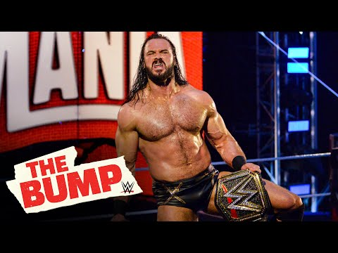 Drew McIntyre dishes on WrestleMania and Tyson Fury beef: WWE's The Bump, April 8, 2020