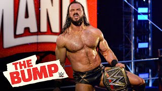 Download lagu Drew McIntyre dishes on WrestleMania and Tyson Fury beef: WWE's The Bump, April 8, 2020