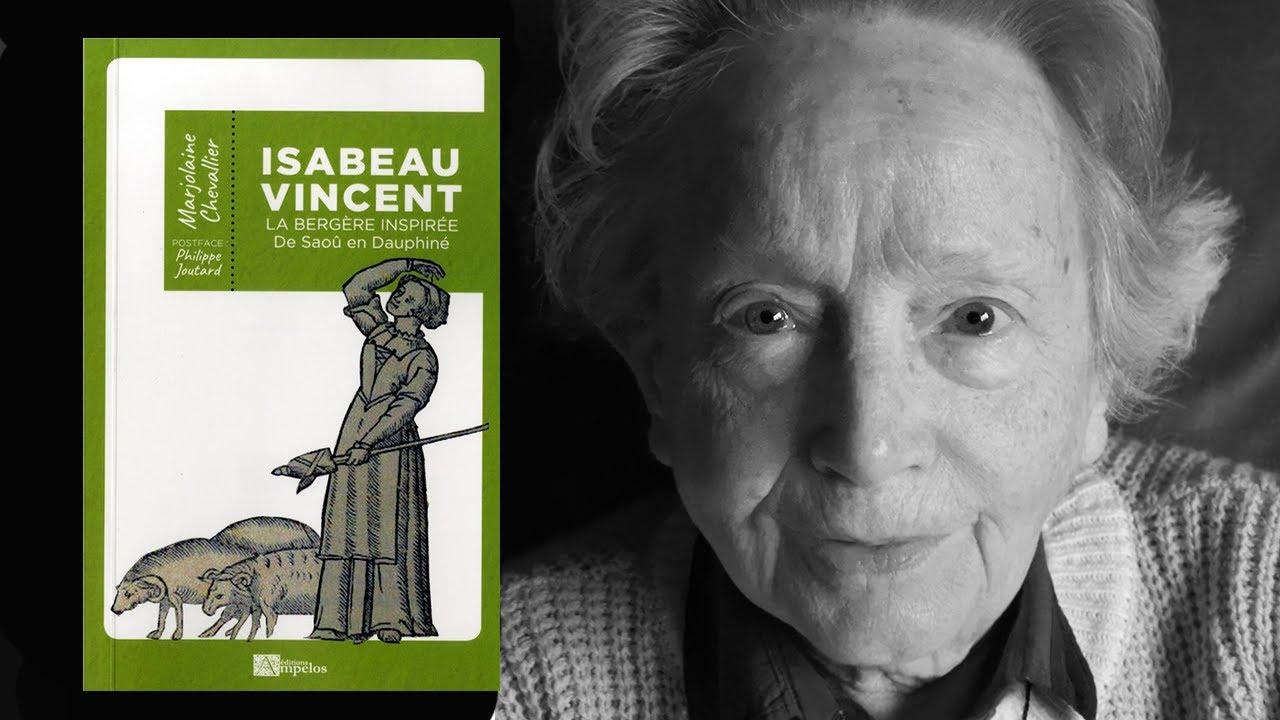 Coup de ❤️ des éditions Ampelos : Isabeau Vincent, la bergère inspirée de Saoû en Dauphiné