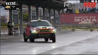 Barum Rally 2019 - SS1 Zlin - Mistakes & Show 4K