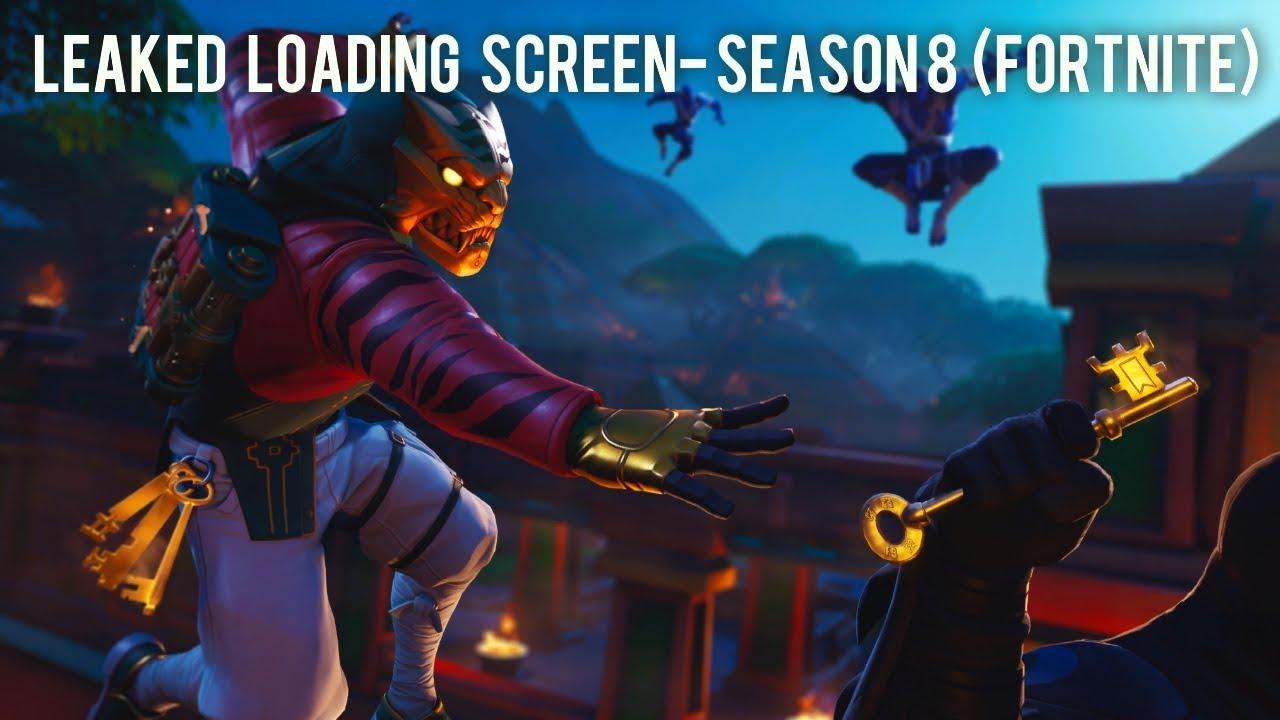 Leaked Loading Screens Week 5 6 Fortnite 8 20v Update Youtube