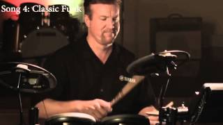 yamaha Electronic DrumsDTX 400K with Steve Fisher