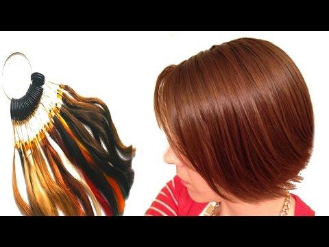 teinture cheveux maison naturelle | couleur marron
