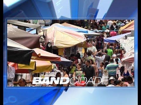 Após folga do Carnaval, comércio volta ao funcionamento nesta quarta