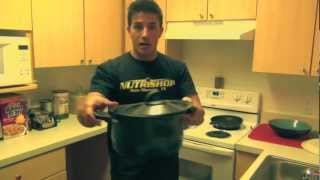 Cooking With Christian Ep.1 Chicken And Rice Natural Teen Bodybuilder Christian Guzman