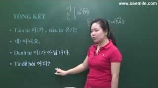 Hoc tieng han quoc online, đây là ở đâu? (bài 06)