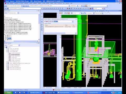 PDMS Draft Video Tutorial