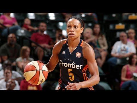 Jasmine Thomas WNBA All-Star 2017 Season Highlights
