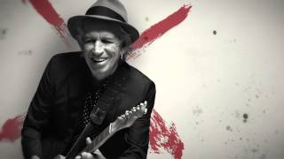 Nach über 20 Jahren veröffentlicht Keith Richards wieder ein Solo-A...
